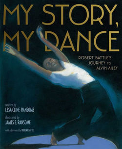 My Story, My Dance book