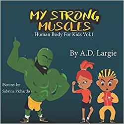 My Strong Muscles book