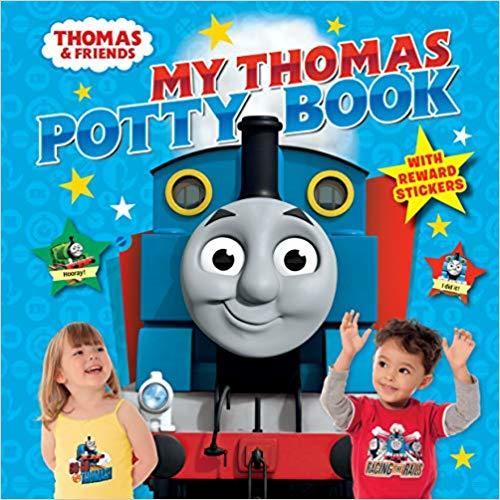 My Thomas Potty Book book