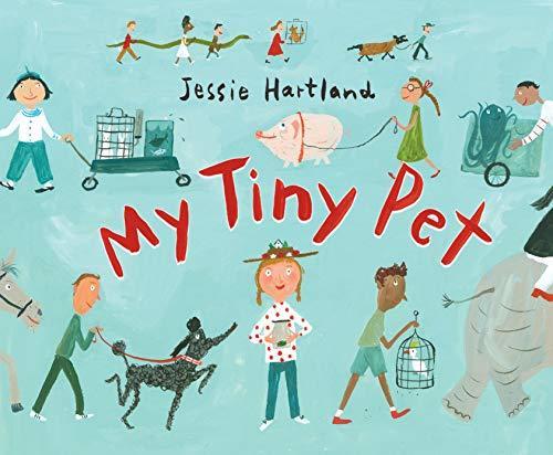 My Tiny Pet book