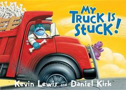My Truck Is Stuck! book