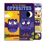 My Turn to Learn Opposites book