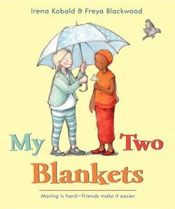 My Two Blankets book