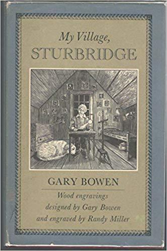 My Village: Sturbridge book