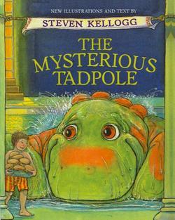 Mysterious Tadpole book