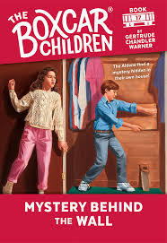 Mystery Behind the Wall book