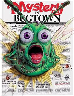 Mystery in Bug Town book