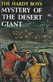 Mystery of the Desert Giant book