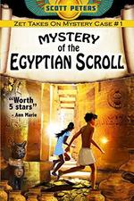 Mystery of the Egyptian Scroll book