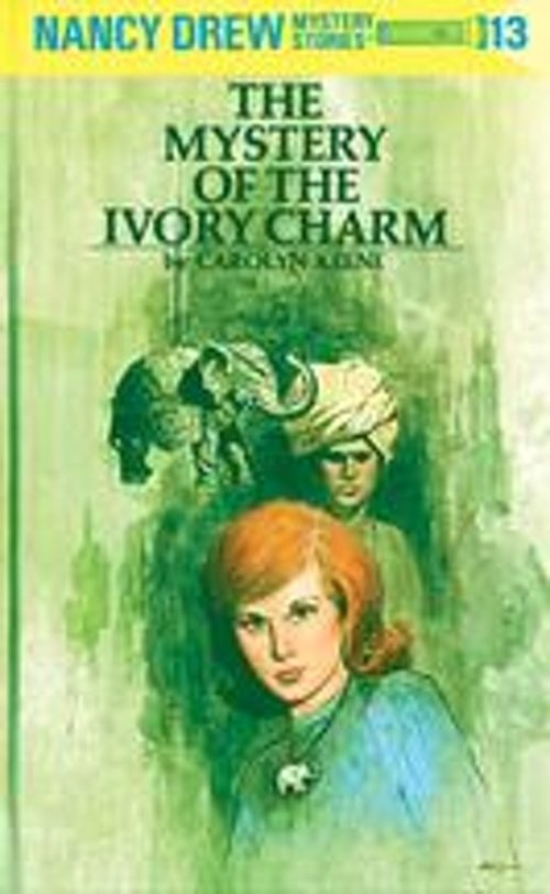 Mystery of the Ivory Charm book