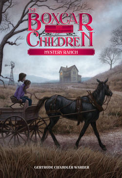 Mystery Ranch Book