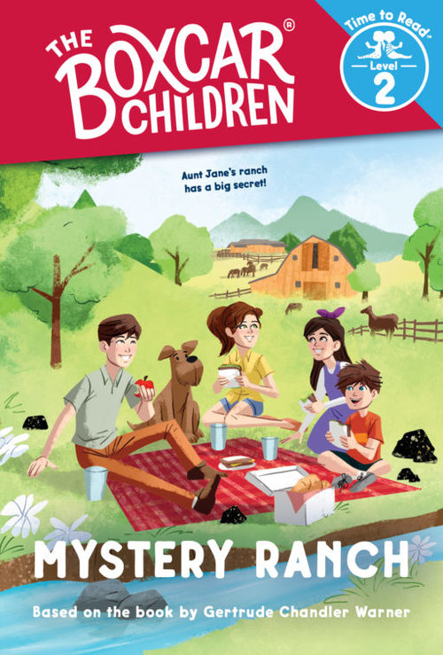 Mystery Ranch (the Boxcar Children: Time to Read, Level 2) book