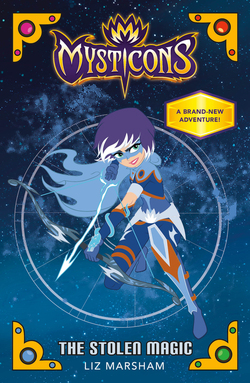 Mysticons: The Stolen Magic book