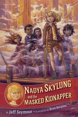 Nadya Skylung and the Masked Kidnapper book