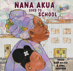Nana Akua Goes to School book