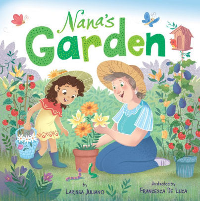 Nana's Garden book