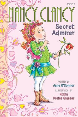 Nancy Clancy, Secret Admirer book