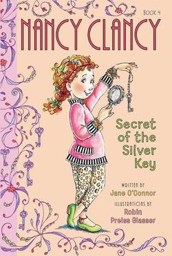 Nancy Clancy, Secret of the Silver Key book