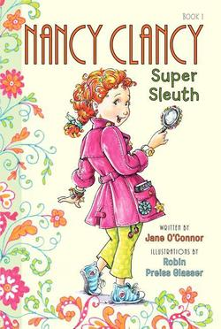 Nancy Clancy, Super Sleuth book