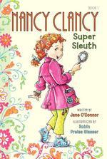 Nancy Clancy, Super Sleuth book
