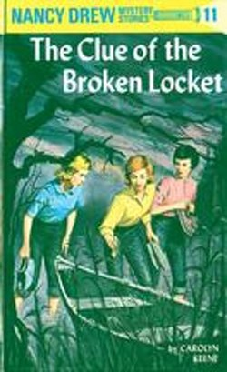 Nancy Drew 11: The Clue Of The Broken Lo book