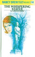 Nancy Drew 14: the Whispering Statue book