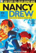 Nancy Drew #16: What Goes Up... book