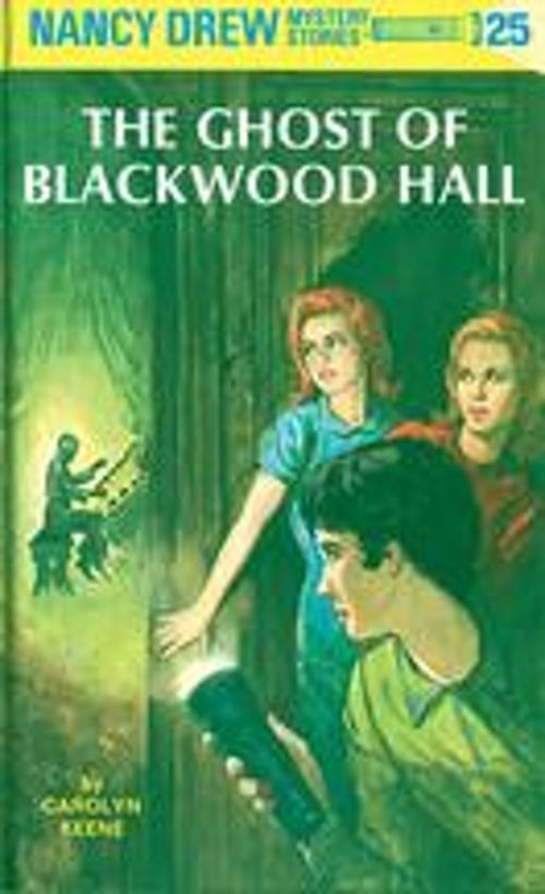 Nancy Drew 25: The Ghost of Blackwood Hall book