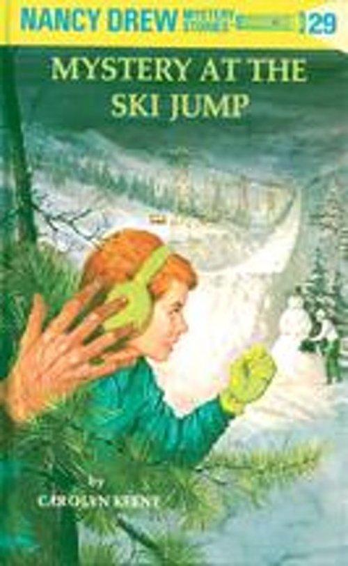 Nancy Drew 29: Mystery at the Ski Jump book
