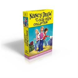 Nancy Drew and the Clue Crew Collection: Sleepover Sleuths; Scream for Ice Cream; Pony Problems; The Cinderella Ballet Mystery; Case of the Sneaky Sno book