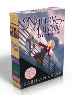 Nancy Drew Diaries: Books 1-4 book