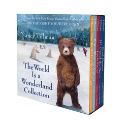 Nancy Tillman's the World Is a Wonderland Collection book