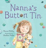 Nanna's Button Tin book