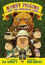 Nanny Piggins and the Runaway Lion book