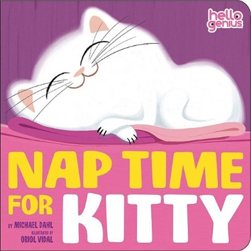 Nap Time for Kitty book