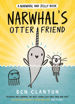 Narwhal's Otter Friend book