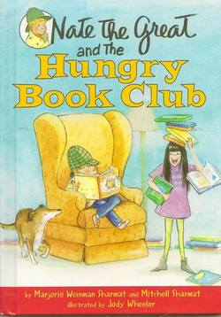 Nate the Great and the Hungry Book Club book