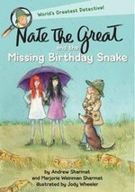 Nate the Great and the Missing Birthday Snake book