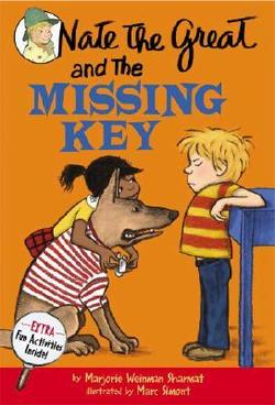 Nate the Great and the Missing Key book