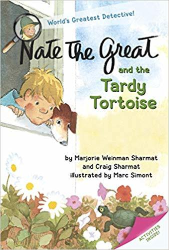 Nate the Great and the Tardy Tortoise book