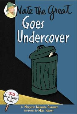 Nate the Great Goes Undercover (New Yearling) book