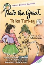 Nate the Great Talks Turkey book