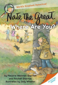 Nate the Great, Where Are You? book