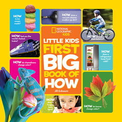 National Geographic Little Kids First Big Book of How book