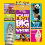 National Geographic Little Kids First Big Book of Where book