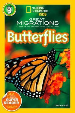 Great Migrations Butterflies book