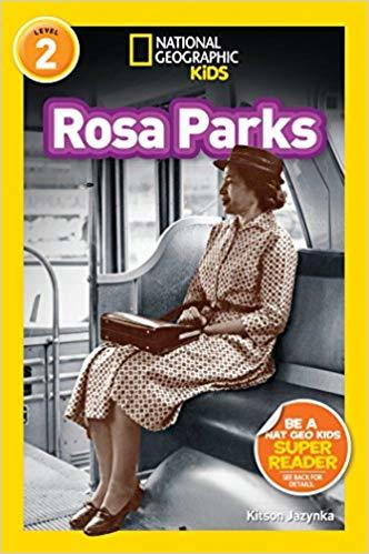 National Geographic Readers: Rosa Parks book