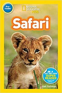 National Geographic Readers: Safari Book