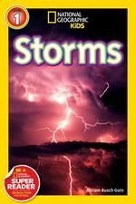 National Geographic Readers: Storms! book