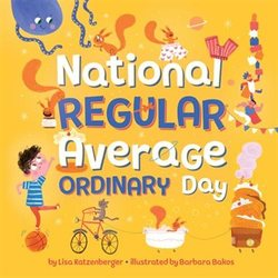 National Regular Average Ordinary Day book